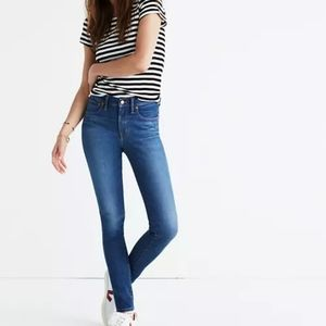 """NWT Madewell 9"""" Mid Rise Skinny Jean Size …"""